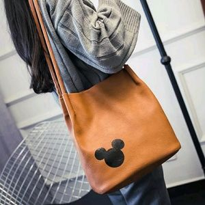 Disney Mickey Mouse Bucket Shoulder Bag